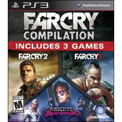 (PS3) Far Cry Compliation