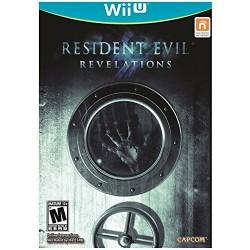 (WiiU) Resident Evil Revelations