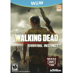 (WiiU) The Walking Dead Survival Instinct