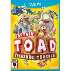 (WiiU) Captain Toad Treasure Tracker