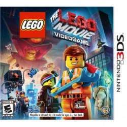 (3DS) Lego Movie