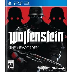 (PS3) Wolfenstein The New Order