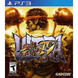 (PS3) Ultra Street Fighter IV