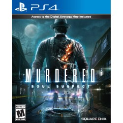 (PS4) Murdered Soul Suspect