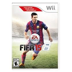 (Wii) Fifa 15 Legacy Edition