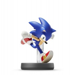 (WiiU) Amiibo Sonic Super Smash Bros Serie