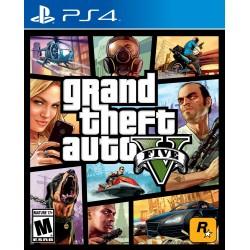 (PS4) Grand Theft Auto V