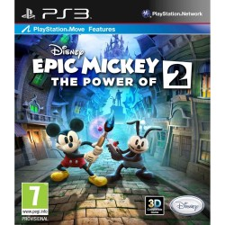 (PS3) Disney Epic Mickey 2: The Power of Two