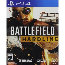 (PS4) Battlefield Hardline