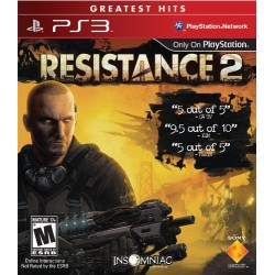 (PS3) Resistance 2 Greatest Hits
