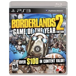 (PS3) Borderlands 2 Game of the Year