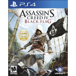 (PS4) Assassin's Creed IV Black Flag