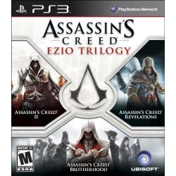 (PS3) Assassin's Creed Ezio Trilogy