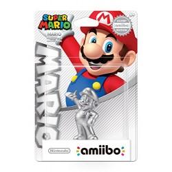 (WiiU) Amiibo Mario Silver Super Mario Serie