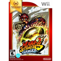 (Wii) Mario Strikers Charged (Nintendo Selects)