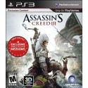 (PS3) Assassin's Creed III -Usado-