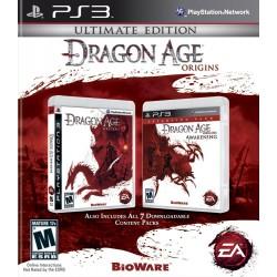 (PS3) Dragon Age Origins Ultimate Edition -Usado-