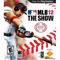(PS3) MLB 12 The Show -Usado-
