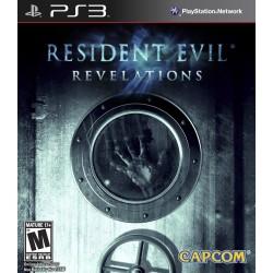 (PS3) Resident Evil: Revelations