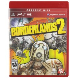 (PS3) Borderlands 2 Greatest Hits