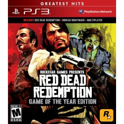 (PS3) Red Dead Redemption GOTY
