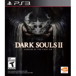 (PS3) Dark Souls II: Scholar of the First Sin