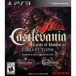 (PS3) Castlevania Lords of Shadow Collection