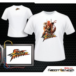 (Franela) Street Fighter 001