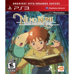 (PS3) Ni No Kuni: Wrath of the White Witch Greatest hits