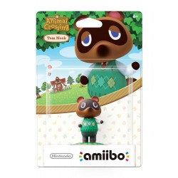 (WiiU) Amiibo Tom Nook Animal Crossing Serie