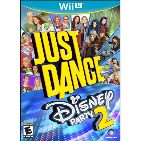 (WiiU) Just Dance 2016