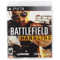 (PS3) Battlefield Hardline