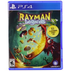 (PS4) Rayman Legends