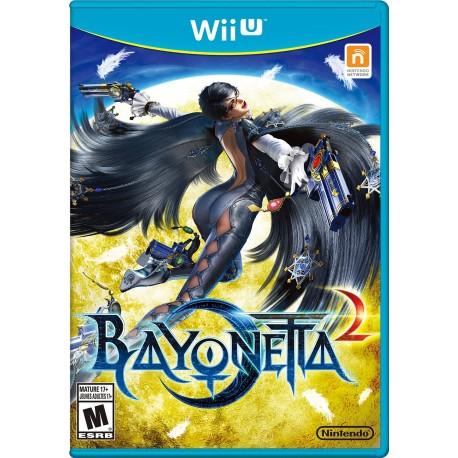 (WiiU) Bayonetta 2