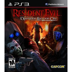 (PS3) Resident Evil Operation Raccoon City -Usado-