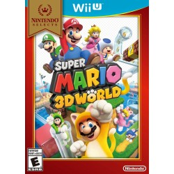 (WiiU) Super Mario 3D World