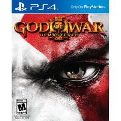 (PS4) God of War 3 Remastered -Usado-