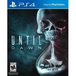 (PS4) Until Dawn -Usado-