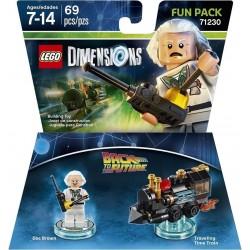 (WiiU) Lego Dimensions Starter Pack