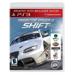 (PS3) Need For Speed: Shift -Usado-