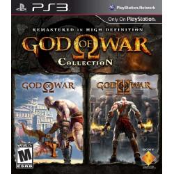 (PS3) God of War: Collection -Usado-