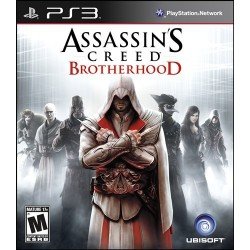(PS3) Assasins Creed Brotherhood -Usado-