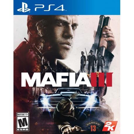 (PS4) Mafia III