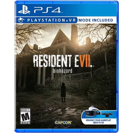 (PS4) Resident Evil 7: Biohazard