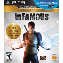 (PS3) Infamous Collection