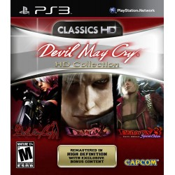 (PS3) Devil May Cry  HD col