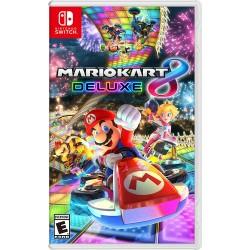 (Switch) Mario Kart 8 Deluxe