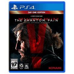 (PS4) Metal Gear Solid V The Phantom Pain -Código Digital-