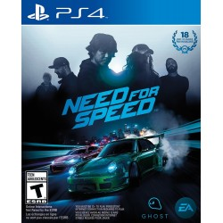 (PS4) Need for Speed  -Usado-