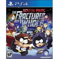 (PS4) South Park The Fractured but Whole